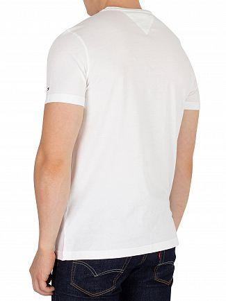 Tommy Hilfiger Bright White Box T-Shirt