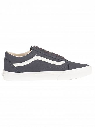 Vans Asphalt Old Skool Leather Trainers
