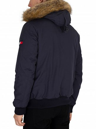 Tommy Hilfiger Sky Captain Hampton Down Bomber Jacket