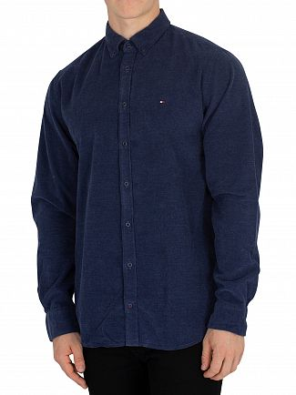 Tommy Hilfiger Sky Captain Heather Corduroy Shirt