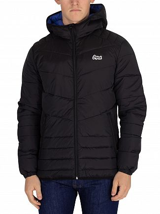 Jack & Jones Black Bend Light Puffer Jacket