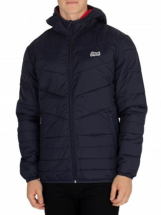 Jack & Jones Total Eclipse Bend Light Puffer Jacket