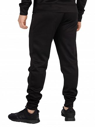 Nicce London Black Circuit Joggers