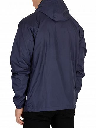Nicce London Deep Navy Cora Kagoule Jacket