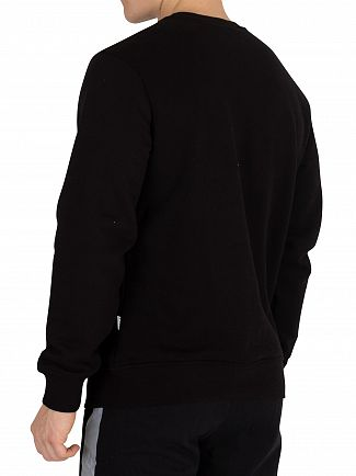 Nicce London Black Hassium Sweatshirt