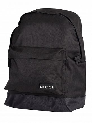 Nicce London Black Kait Backpack