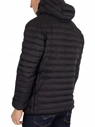 Nicce London Black Maldon Jacket