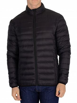 Schott Black Oakland Jacket