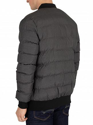 Sik Silk Grey Aero Jacket