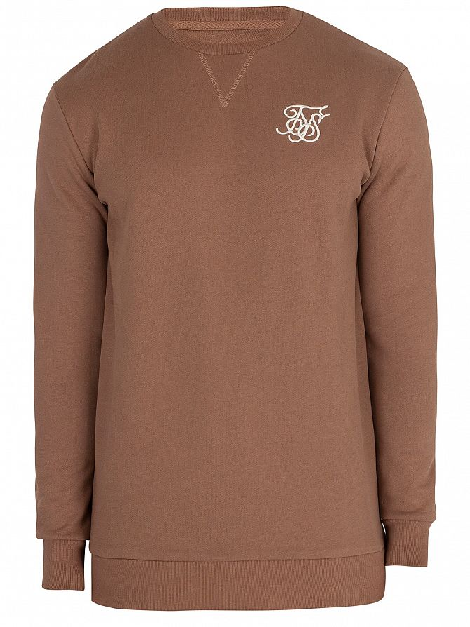 Homme Marron Sik Sweat Ebay À Logo Silk Shirt CxSqwSOR