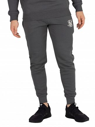 Sik Silk Urban Green Muscle Fit Joggers