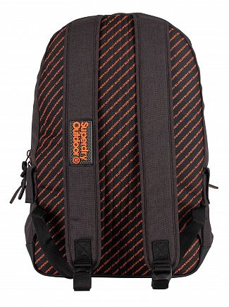 Superdry Black Fresh International Montana Backpack