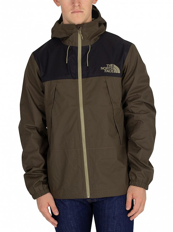 The North Face Green/Black 1990 Mountain Jacket