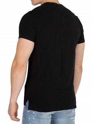 Religion Black Brand T-Shirt
