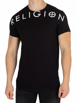 Religion Black Gym T-Shirt