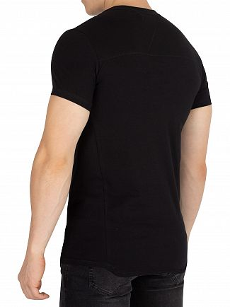 Religion Black Gym T-Shirt