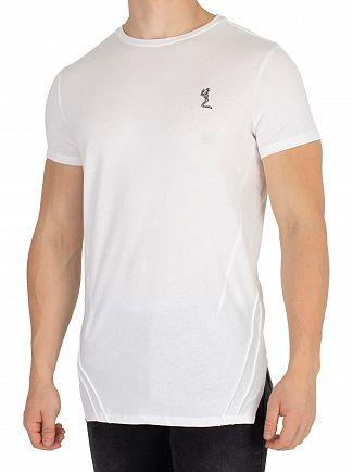 Religion White Mission Block T-Shirt