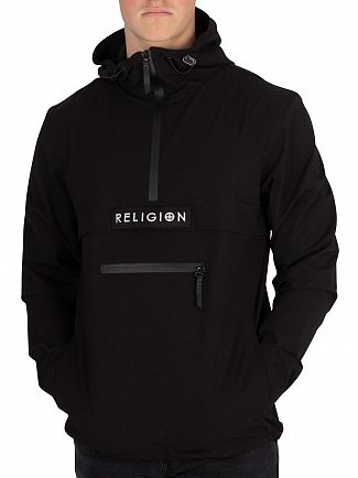 Religion Black Plot Jacket