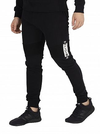 Religion Black Slayer Joggers