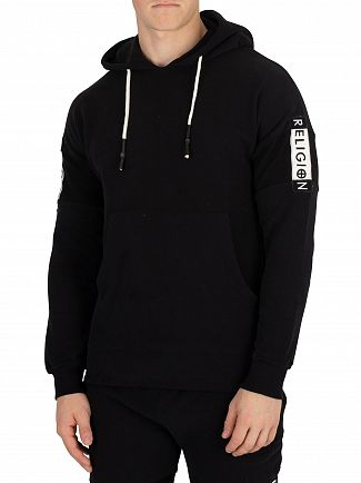 Religion Black Slayer Pullover Hoodie