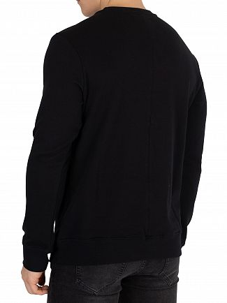 Religion Black/White Tron Sweatshirt