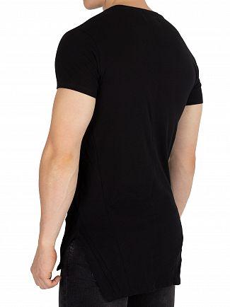 Religion Black/White Tron T-Shirt
