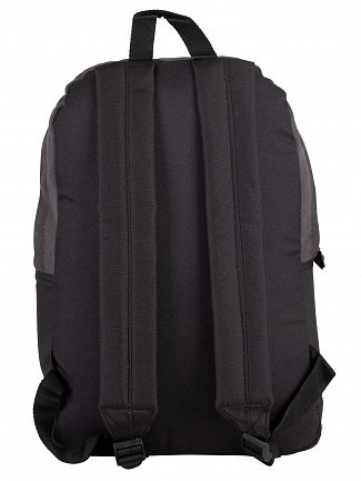 Ellesse Black/Charcoal Marl Regent Backpack