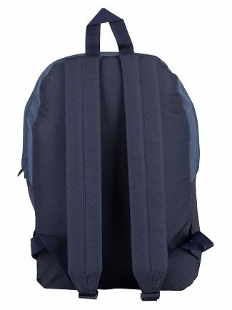 Ellesse Navy/Navy Marl Regent Backpack