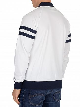 Ellesse Optic White Romeo Track Jacket