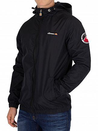 Ellesse Anthracite Terrazzo Jacket