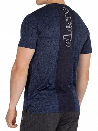 Ellesse Dress Blue Marl Versio T-Shirt
