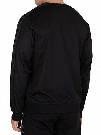 Kappa Black Adal Sweatshirt