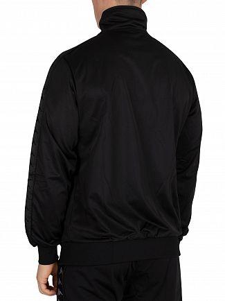 Kappa Black Adiny Track Jacket