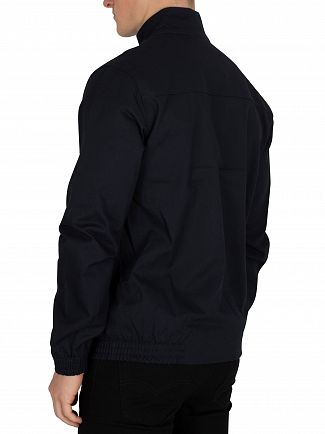 Lyle & Scott Dark Navy Harrington Jacket