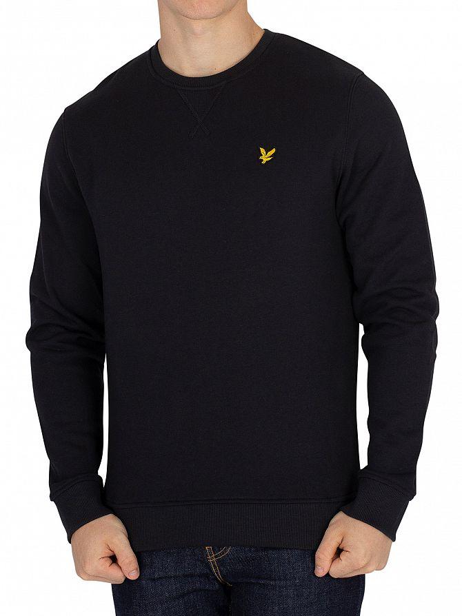 Lyle & Scott True Black Logo Sweatshirt