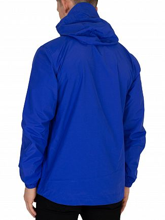 Lyle & Scott Duke Blue Zip Though Hooded Jacket