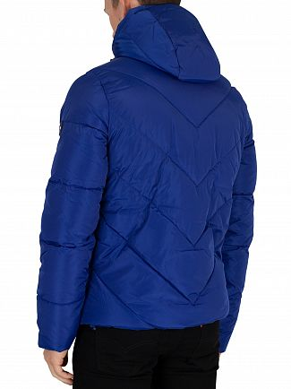 Superdry Bright Cobalt Xenon Padded Jacket