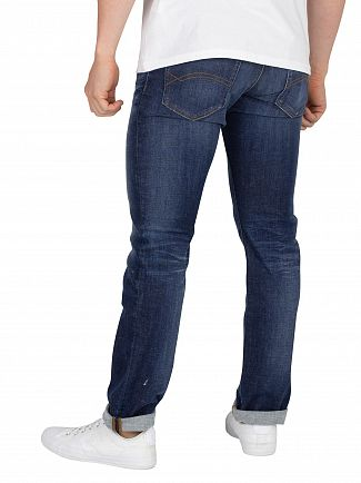 Tommy Jeans Dynamic Jacob Dark Blue Slim Scanton Jeans