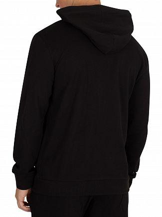 Calvin Klein Black Full Zip Hoodie