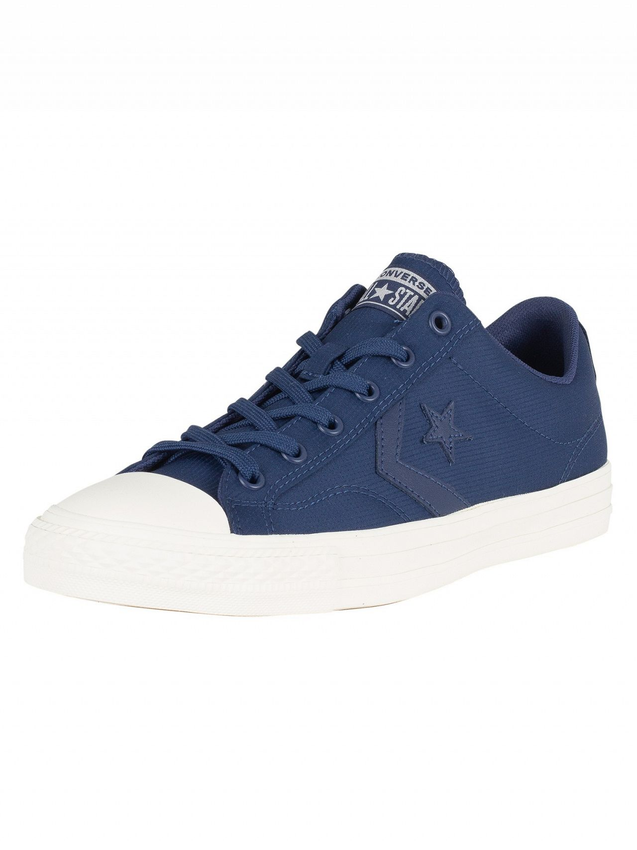 c653eb9458f9 Converse Navy Star Player Ox Trainers