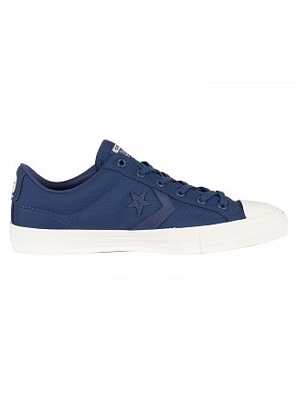Converse Navy Star Player Ox Trainers