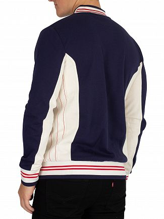 Fila Vintage Peacoat/Gardenia Settanta Track Jacket