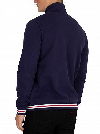 Fila Vintage Peacoat Trev Shell Jacket
