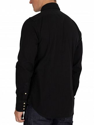 G-Star Dark Black 3301 Slim Shirt
