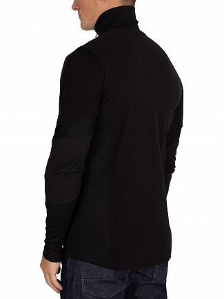 G-Star Dark Black Motac Track Jacket