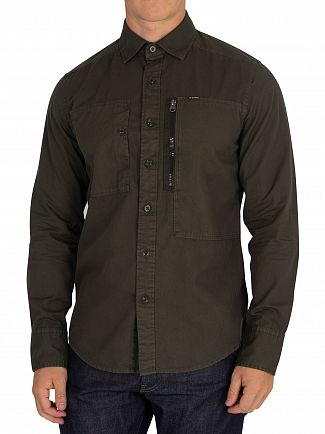 G-Star Asfalt Powel Slim Overshirt