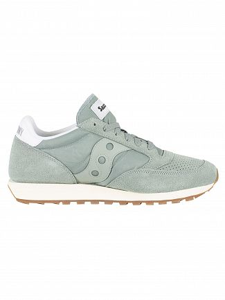 Saucony Blue Jazz Original Vintage Trainers