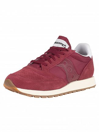 Saucony Rouge Jazz Original Vintage Trainers