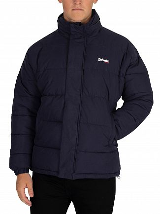 Schott Navy Nebraska Jacket