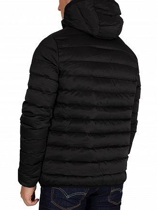 Sik Silk Black Target Jacket